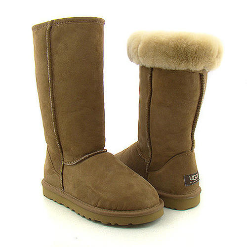 UGG BOOTS. Comfort collides with style when you pull on a pair of UGG boots. Often lined with soft fleece, this casual footwear doesn't sacrifice luxurious comfort or good looks. For everyday use consider UGG sneakers and slip-ons, or choose UGG slippers to keep your feet warm at home.