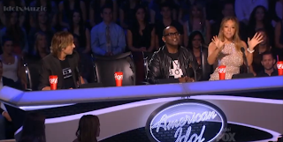 american idol judges nicki minaj missing