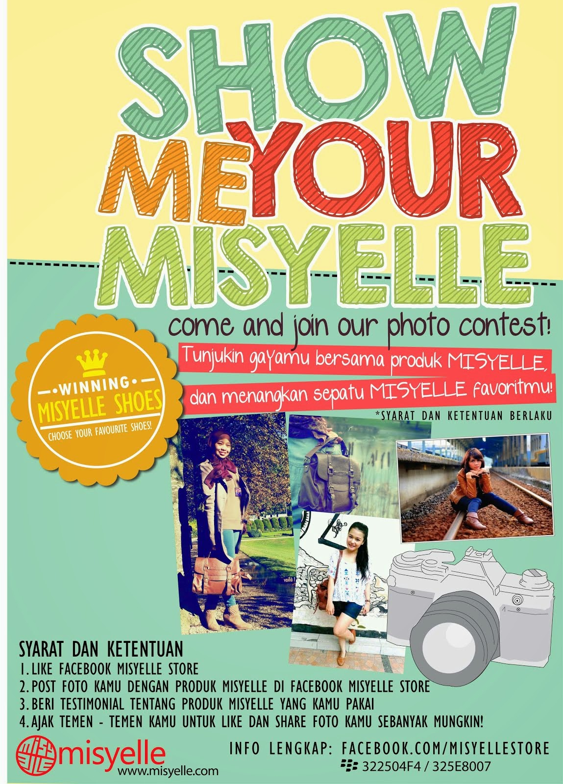 Show Me your Misyelle
