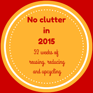 no clutter in 2015, keeping it real blog, decluttering