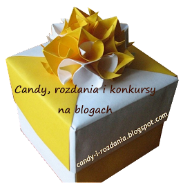 Rozdania i konkursy na blogach