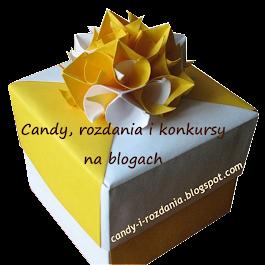 Rozdania i konkursy na blogach