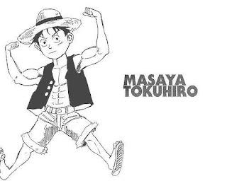 Karakter Luffy (One Piece) Digambar Oleh 10 Mangaka Populer