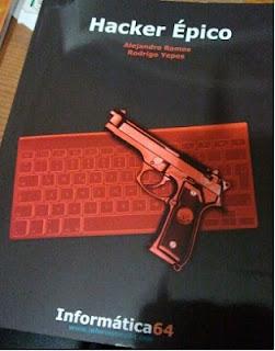 Libro: Hácker Épico