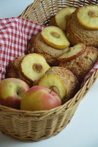 Ein Rezept für leckere Apfelbrötchen