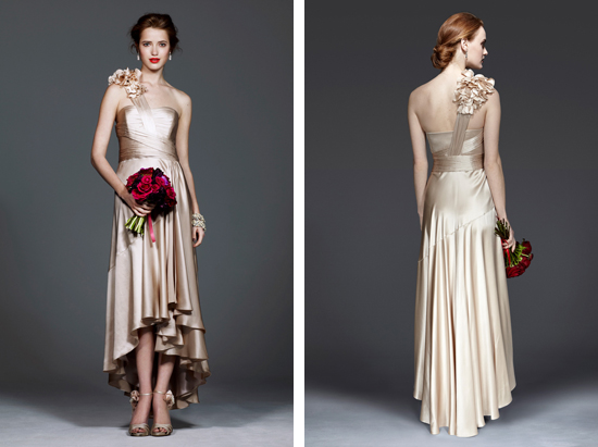 gowns wedding party