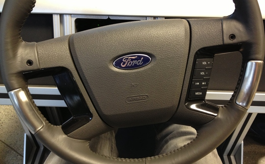 Ford Biometric Seat Research