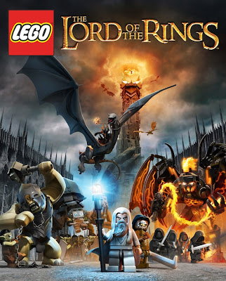 Free Download Lego: Lord of the Rings PC Game Full Version Cover