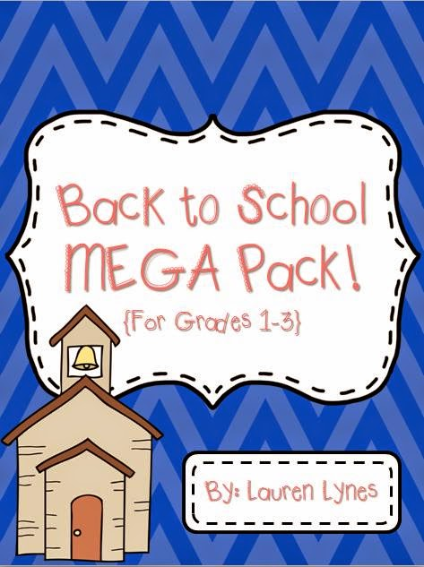 http://www.teacherspayteachers.com/Product/Back-to-School-MEGA-Pack-Grades-1-3-762174