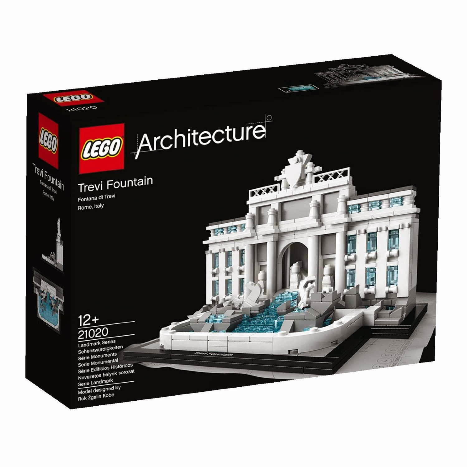 lego gossip 230414 lego 21020 trevi fountain box art and. Black Bedroom Furniture Sets. Home Design Ideas