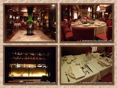 A Chinese Food and Wine Pairing Dinner at New World Makati Hotel
