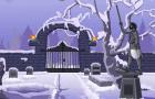 Ena Snow Graveyard Escape