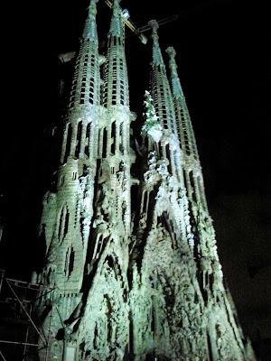 Sagrada familia, imagenes de barcelona