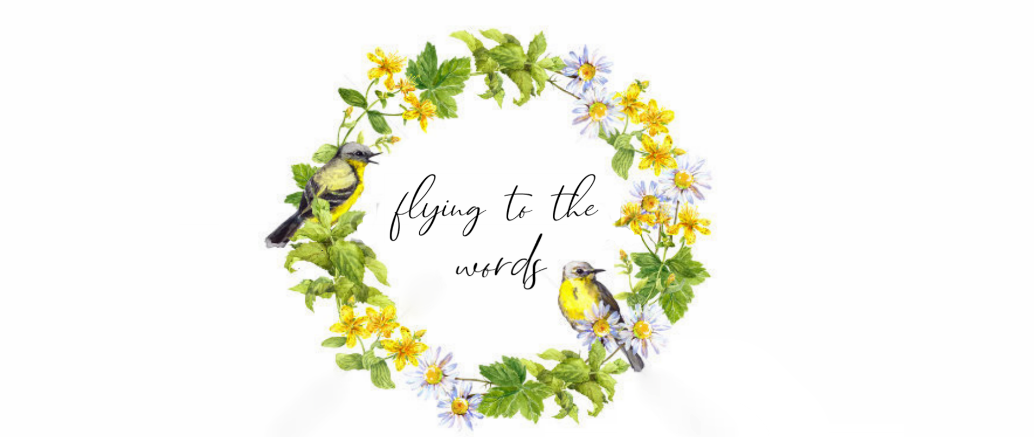 Flying To The Words