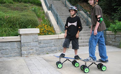 Creative Skateboards and Cool Skateboard Designs (15) 9