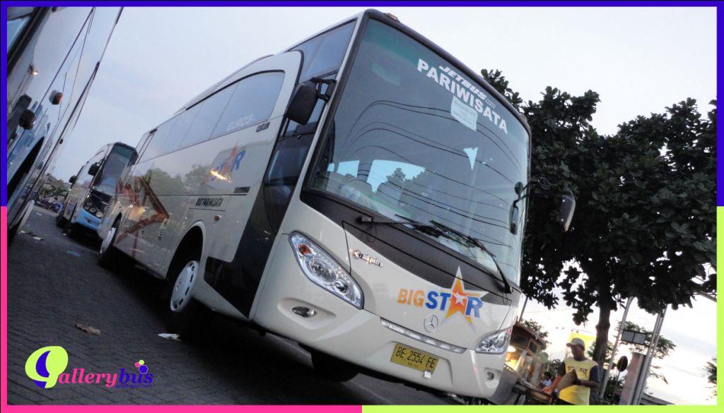 Bigstar Metro - New Travego/Jetbus HD by Adi Putro | Mercedes-Benz Bus