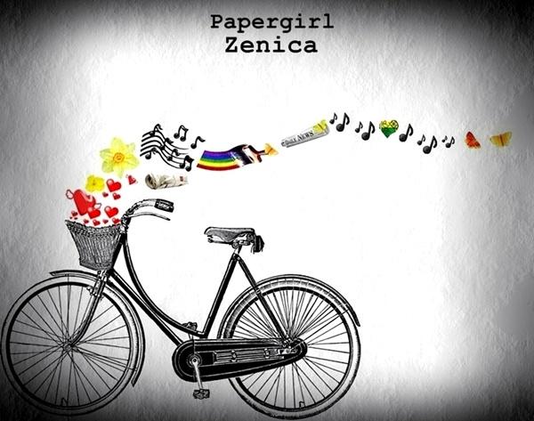 Papergirl Zenica