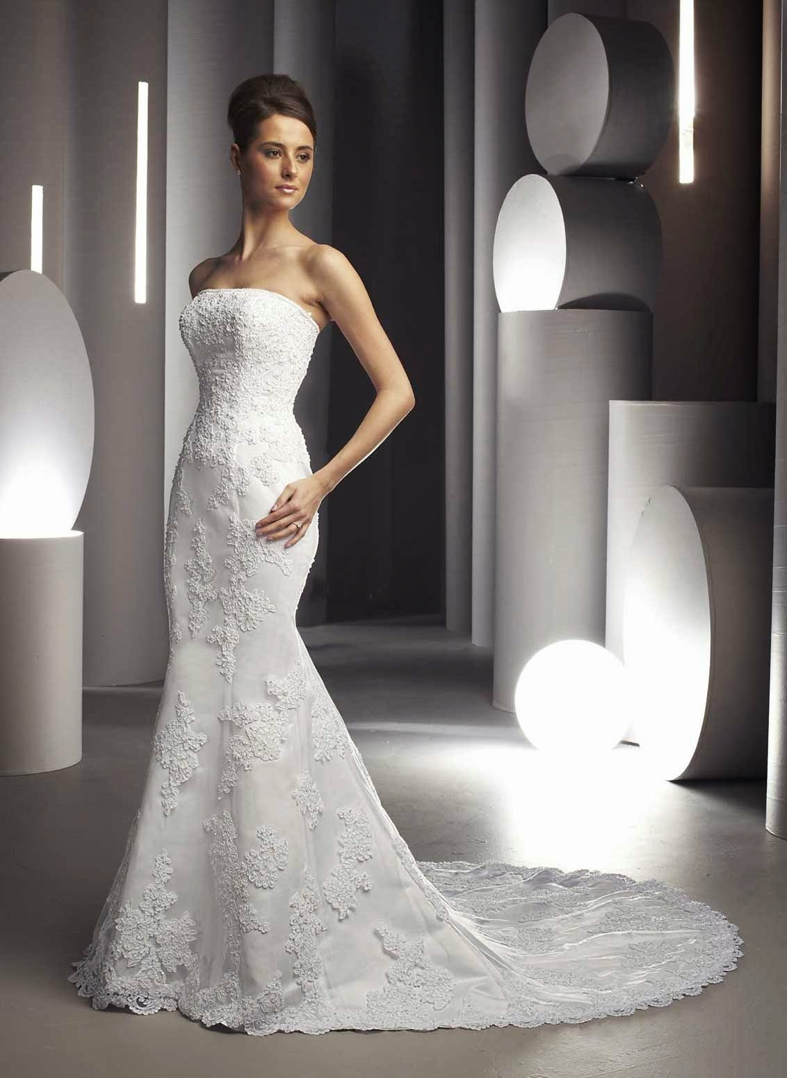 Designer Mermaid Style Wedding Dresses Photos HD Concepts Ideas
