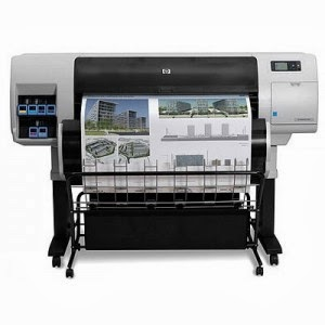 "HP Designjet T7100 – 42"" Printer"