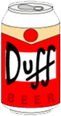 Duff beer icon