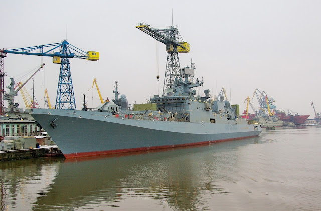 Project 11356 (Admiral Grigorovich) class FFG