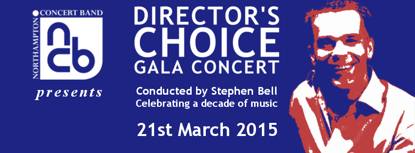 Logo for Director's Choice Gala Concert - 21st March 2015