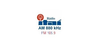 Rádio Itaí AM 880 - FM 105.9 Rede Deus é Amor Sat de Rádio