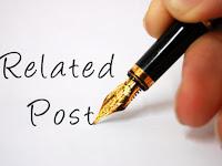 Cara Memasang Artikel Terkait di Samping Posting
