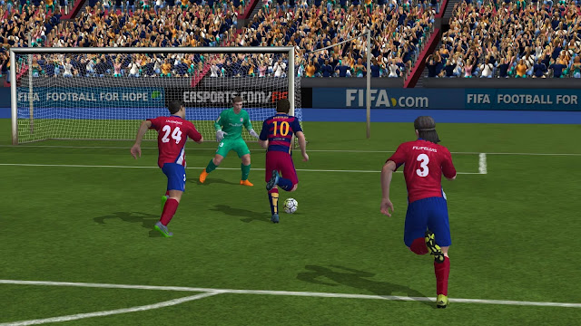 Download FIFA 15 Ultimate Team v1.6.0 Cracked Apk For Android