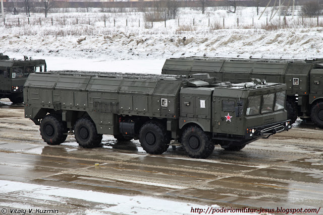 El Ejército de Rusia recibirá más de 750 unidades de arma