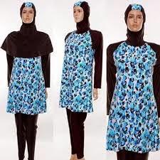 pakaian renang islami