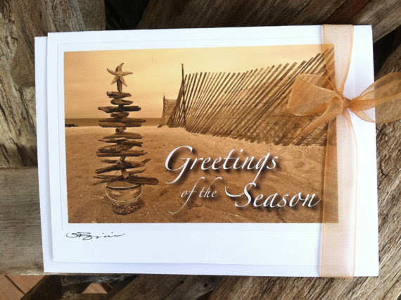 Coastal Christmas Cards