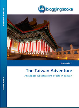 The Taiwan Adventure Now a Book