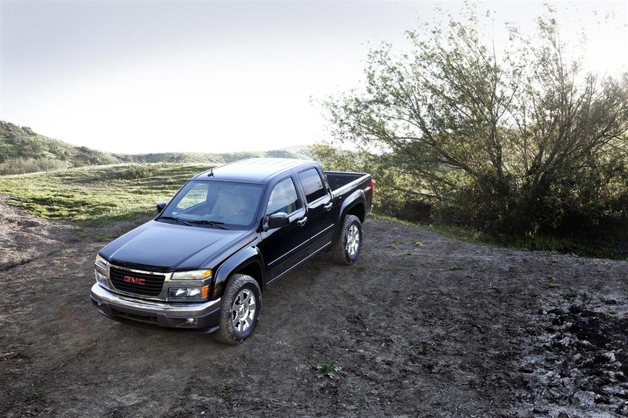 Next Generation 2015 GMC Canyon Confirmed In Supplier Press Release