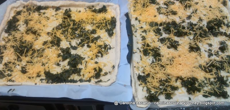 Spinach Quiche (France)