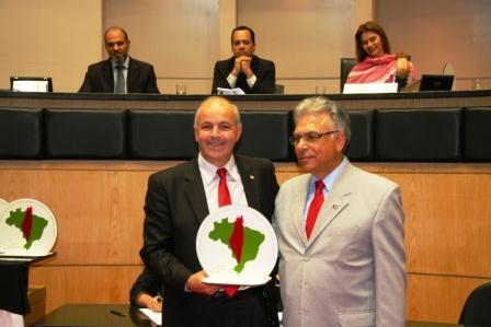 Legislativo catarinense presta solidariedade ao povo palestino
