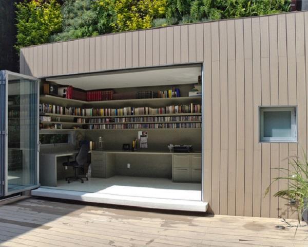 Wooden Bookshelves Plans