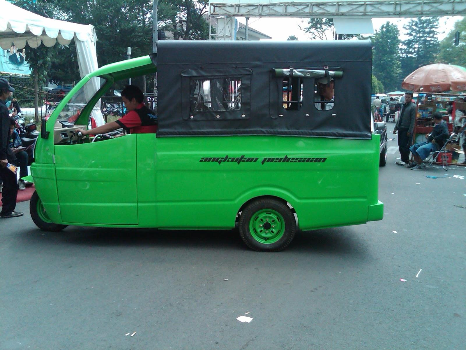 Motor Niaga Roda Tiga Kaisar Triseda Rx 250 Cc Long Box Barang