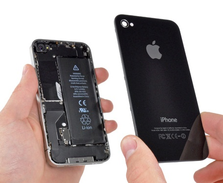 Battery iPhone 4S problems