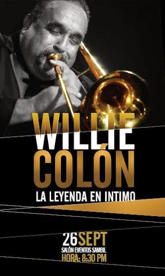 WILLIE COLÓN / LA LEYENDA