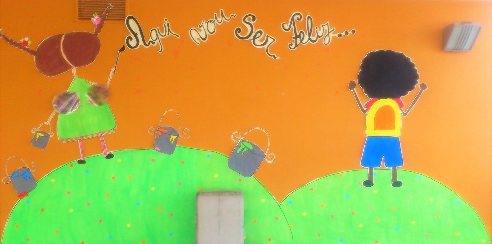 Sejam Bem Vindos ao Jardim de Infância do Pinhal do General!!!