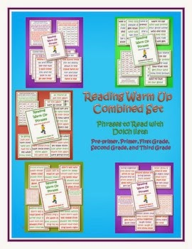 http://www.teacherspayteachers.com/Product/Reading-Warm-Up-Phrases-Combined-Set-265119