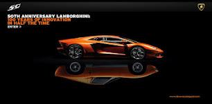 Lamborghini 50 Anniversary