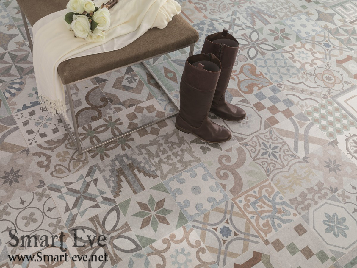 Of Porcelain Some Of Whom Are Patterned Tiles Or Floor Tile Patterns