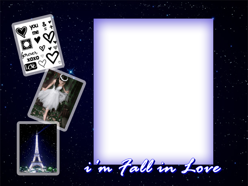 Fall in Love? I love it . . .
