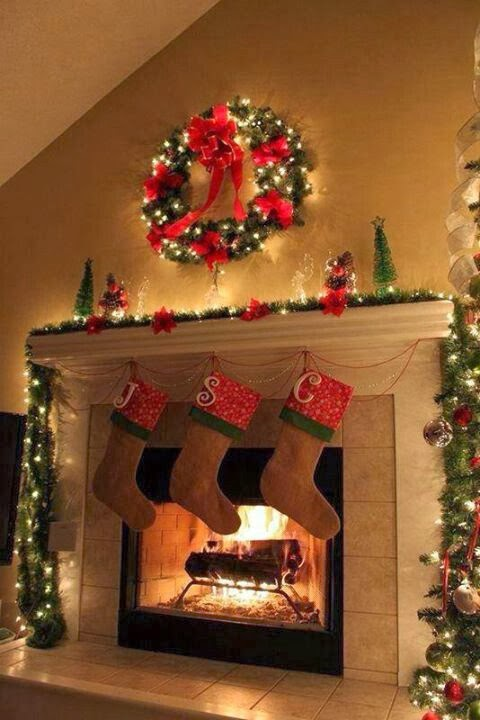 Christmas 2015 decorations ideas pinterest pictures for Decoration xmas ideas
