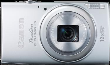 Canon PowerShot ELPH 340 HS (IXUS 265 HS) Camera User's Manual