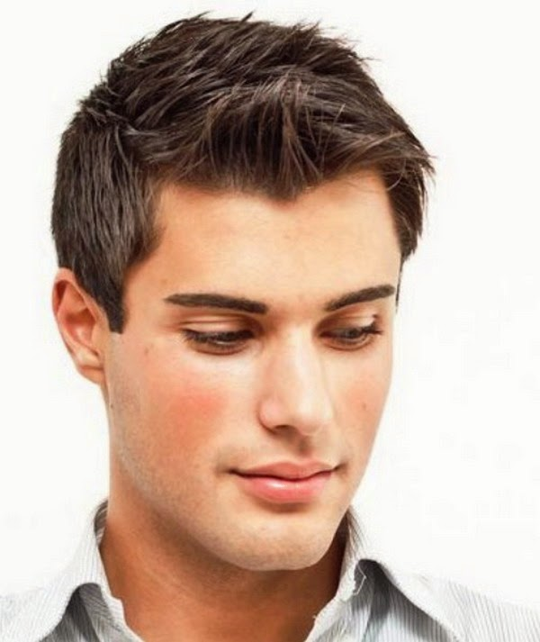 choose mens hairstyle