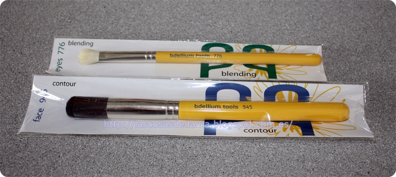 comprando en iherb bdellium tools