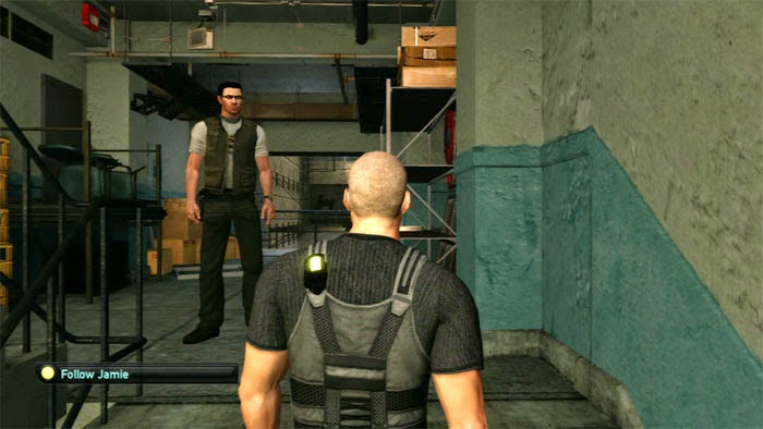 Tom Clancys Splinter Cell: Double Agent full game free